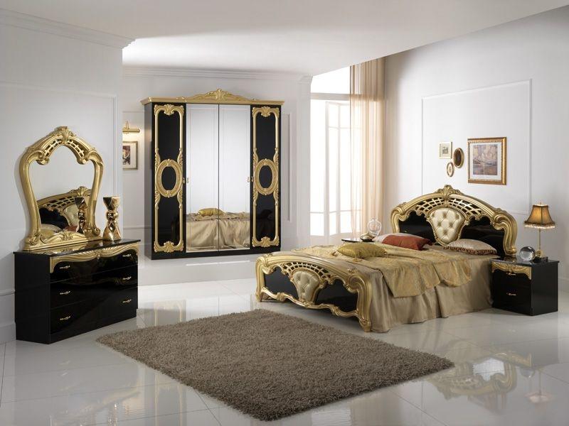 chambre coucher italienne cristina 4 coloris
