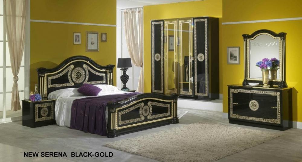 chambre coucher italienne new serena