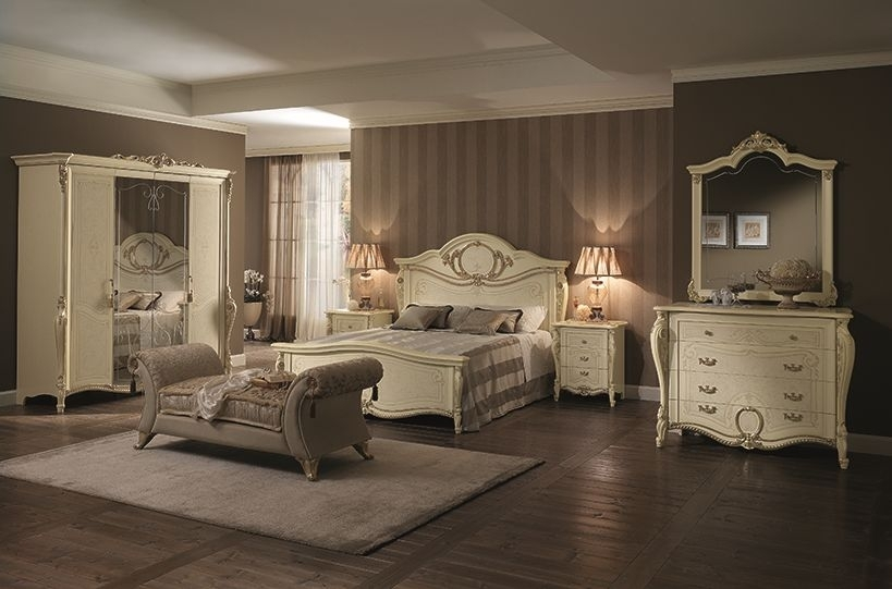 Chambre meuble italien - Lyon | Charles Meubles