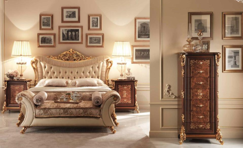 Chambre A Coucher Fabrication Italienne